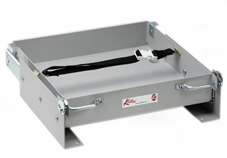 RV battery tray Kwikee rvupgrades