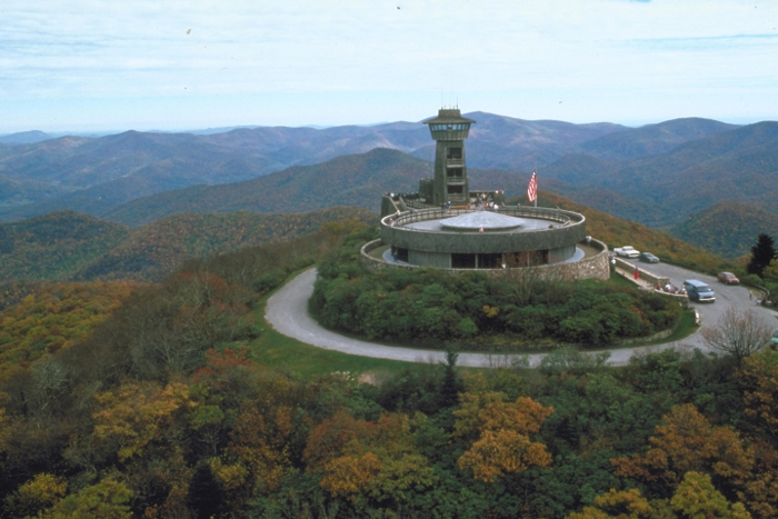 brasstown bald mountain summit