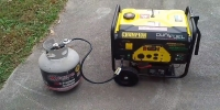 Portable RV Generators Are a Hot Item!