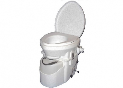 Composting Toilets Eliminate Black Tank Mess