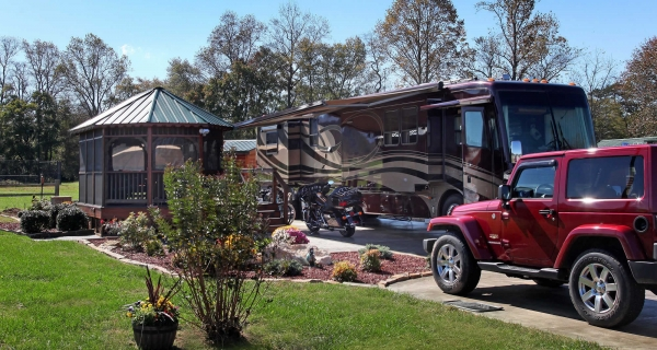 Top 12 Reasons To Own an RV Site