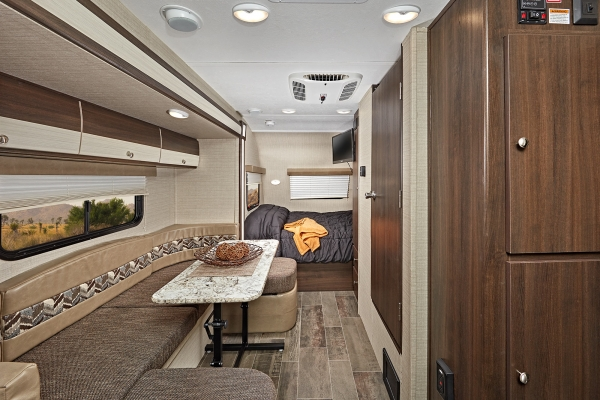 Small RVs Gain New Popularity