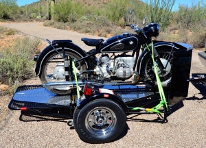 Hauling a Motorcycle with Your RV
