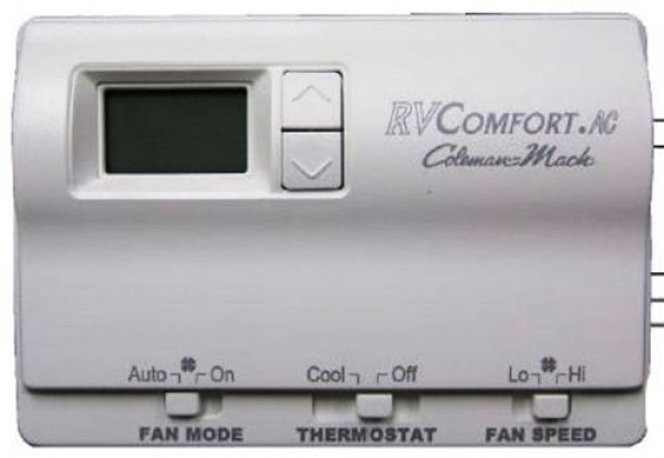Is It Time for an RV Thermostat Upgrade?