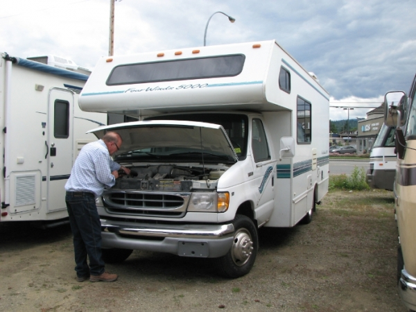 Storing Your RV for the Winter? Keep This Helpful Checklist Ready