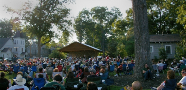 Upcoming Summer Concerts in the North Georgia Mountains