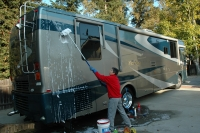 Spring RV Checklist - Time to Dewinterize Your Motorhome