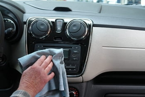 Disinfecting Your Motorhome Cockpit and Tow Vehicle Interior