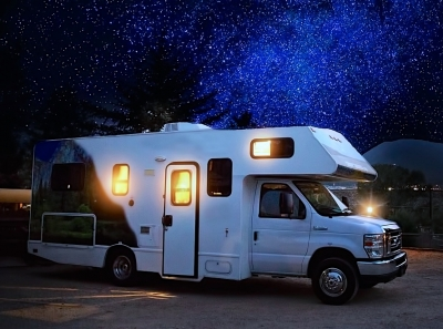 Finding Free and Cheap Overnight RV Parking